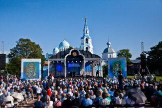 Международный фестиваль православного пения «Просветитель»