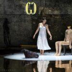 Асмик Григорян в опере «Саломея». Фото - Salzburger Festspiele / Ruth Walz