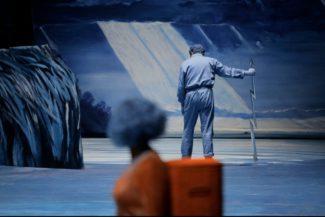 """""""Лоэнгрин"""" Р. Вагнера. Фото - Bayreuther Festspiele / Enrico Nawrath"""