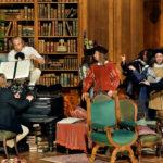 «Нюрнбергские майстерзингеры» Р. Вагнера. Фото - Bayreuther Festspiele / Enrico Nawrath