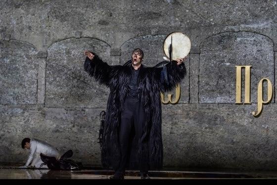 Опера «Саломея». Фото - Salzburger Festspiele / Ruth Walz