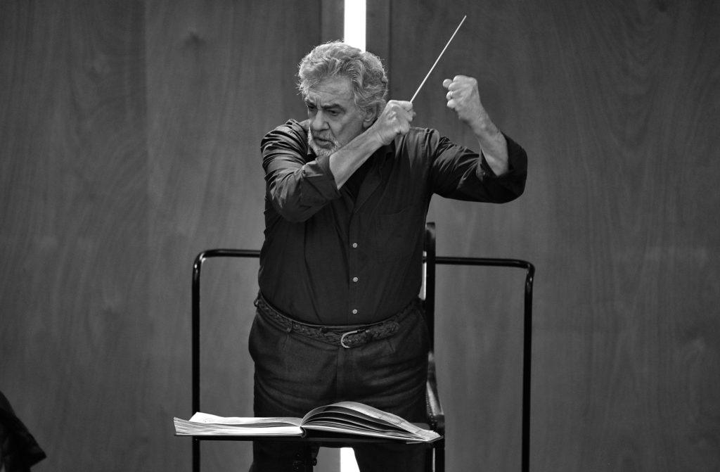 Пласидо Дрминго. Фото - Bayreuther Festspiele / Enrico Nawrath