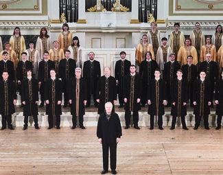 Концерты Певческой капеллы Санкт-Петербурга войдут в программу крупнейших фестивалей Испании