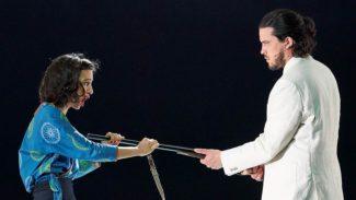 Опера «Охотничье ружьe» Томаса Лархера. Фото - Bregenzer Festspiele / Anja Kohler