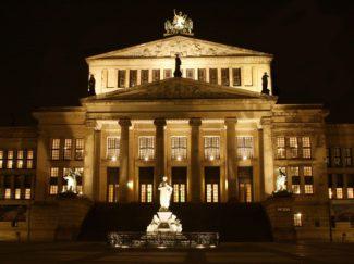 Берлинская опера ставит на Грецию
