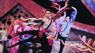 """""""Гаянэ"""" Национального театра оперы и балета Армении. Фото - ИЗВЕСТИЯ/Зураб Джавахадзе"""