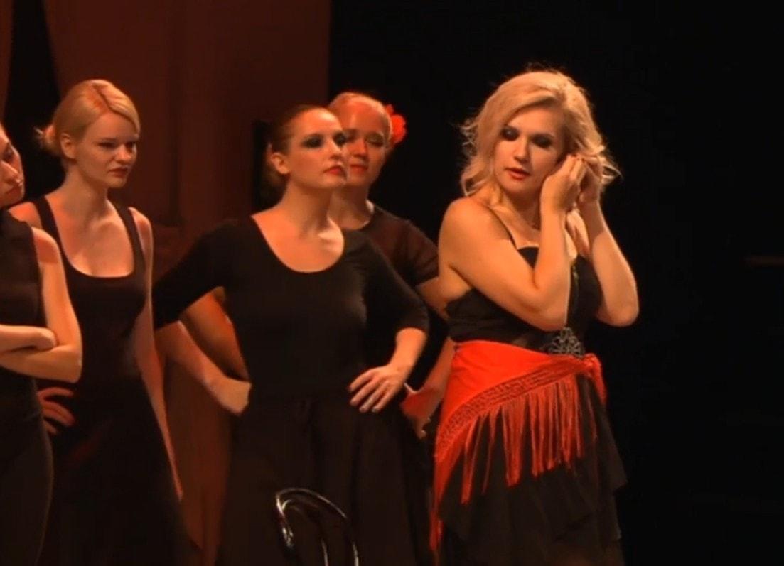 """В Летней оперно-симфонической Лаборатории поставили оперу """"Кармен"""""""