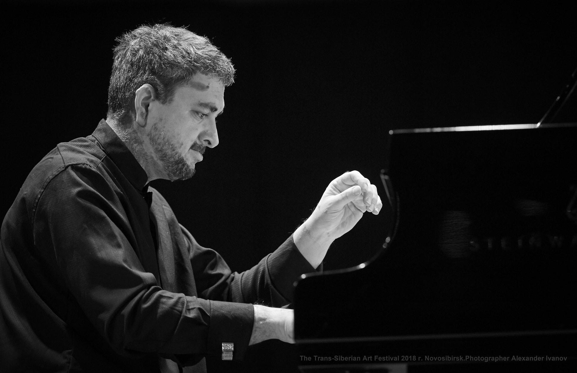 Константин Лифшиц. Фото - Александр Иванов