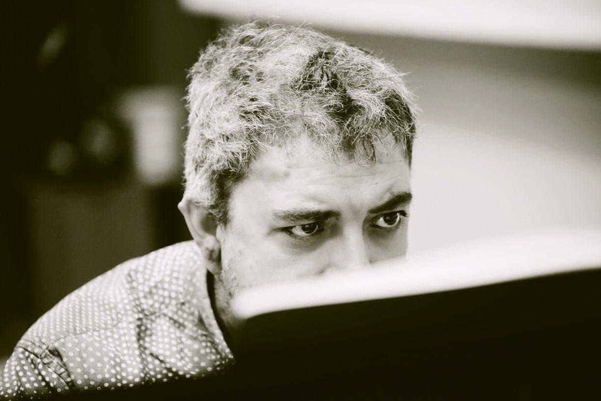 Константин Лифшиц. Фото - Ирина Шымчак