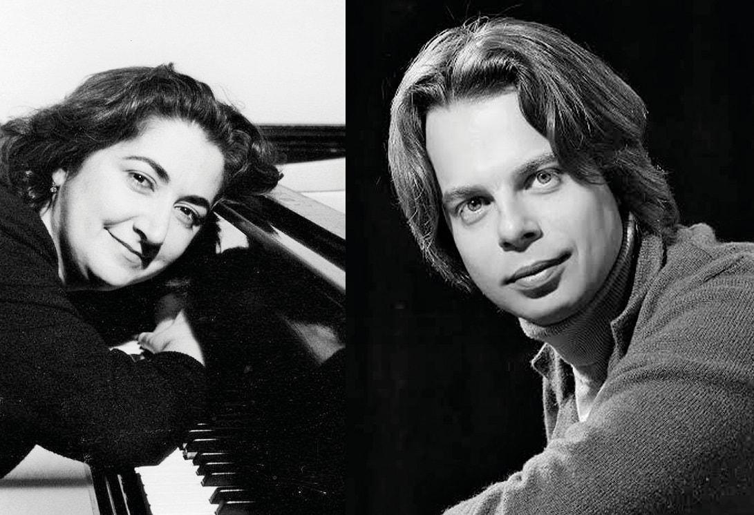Марианна Шалитаева и Яков Кацнельсон