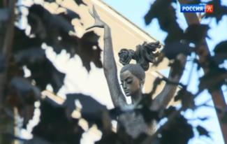 В честь Майи Плисецкой возводят сад «Кармен»