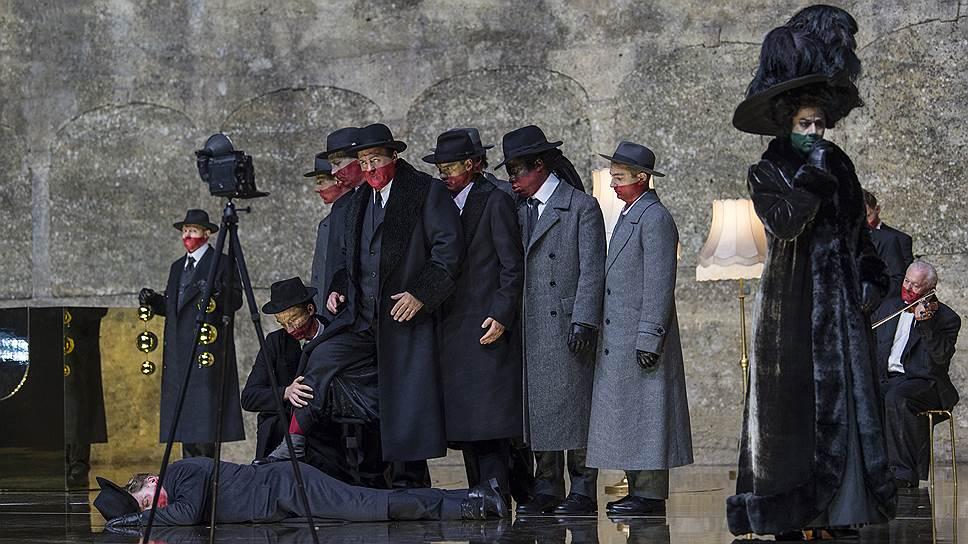 """""""Саломея"""" в постановке Ромео Кастеллуччи. Фото - Salzburger Festspiele / Ruth Walz"""