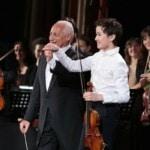 Известны даты проведения Международного конкурса скрипачей Владимира Спивакова
