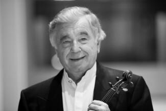 Конкурс скрипачей Виктора Третьякова