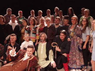 """tsars bride 325x244 - Участники творческой лаборатории """"Новый оперный мир"""" представили """"Царскую невесту"""""""