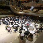 В концертном зале «Зарядье» прошла первая акустическая репетиция