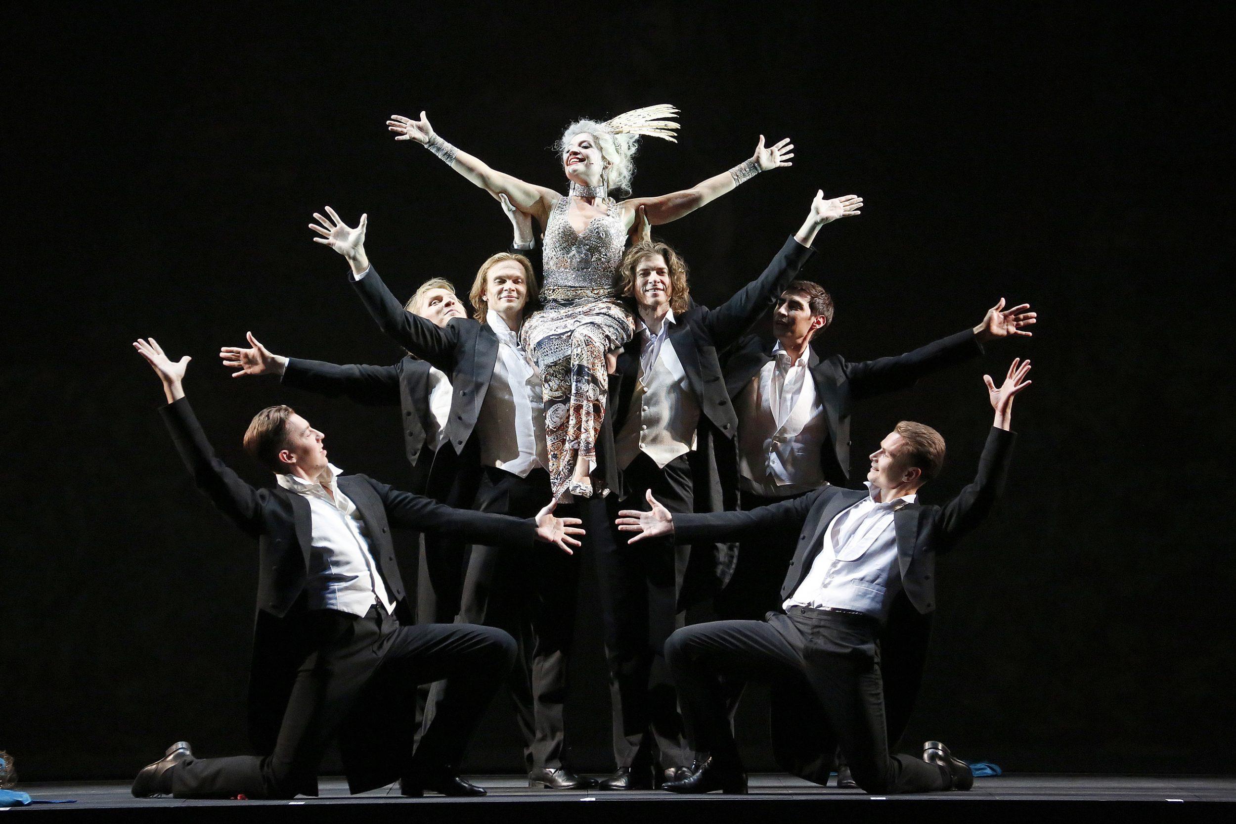"""Премьера оперетты """"Кандид"""" в Большом театре. Фото - Дамир Юсупов"""
