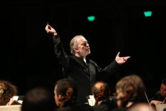 Валерий Гергиев начинает гастроли с Мюнхенским филармоническим оркестром