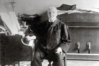 Антон Брукнер, около 1896 года. Фото - Getty Images