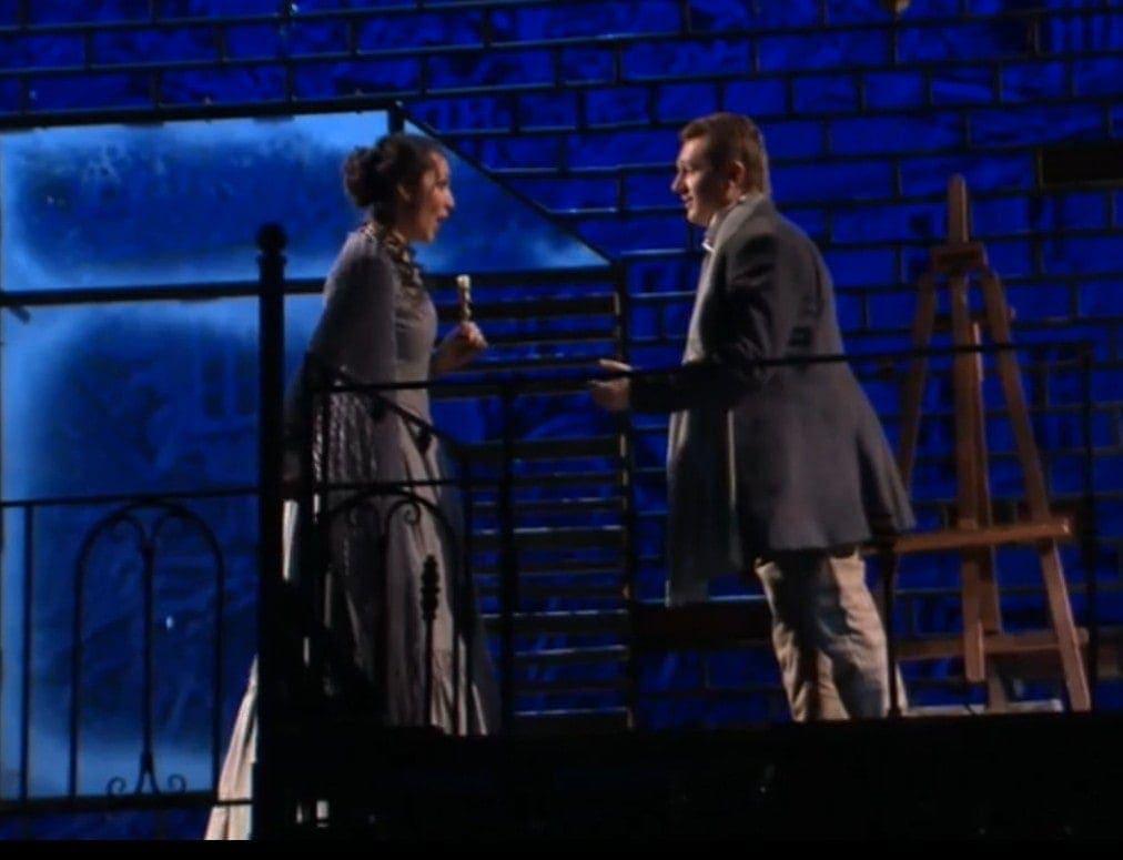 «Богема» в Центре оперного пения Галины Вишневской