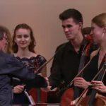 В КЗЧ выступил Юношеский оркестр под управлением Юрия Башмета