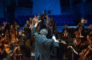 Хотите попробовать себя в роли дирижёра симфонического оркестра?