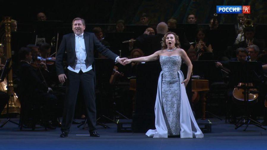Концерт «Кальман оперетта гала» прошел в Большом театре