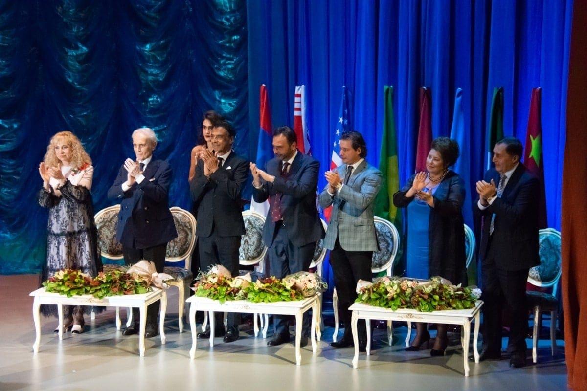 Завершился Международный конкурс теноров «Хосе Каррерас Гран-При»