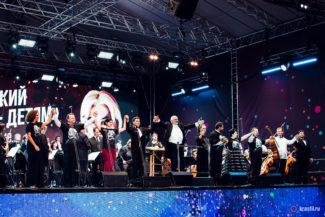 Благотворительный концерт «Хворостовский и друзья — детям»