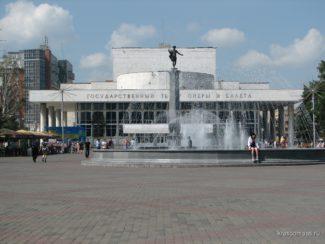 Красноярский театр оперы и балета покажет новую версию балета «Весна Священная» в Москве