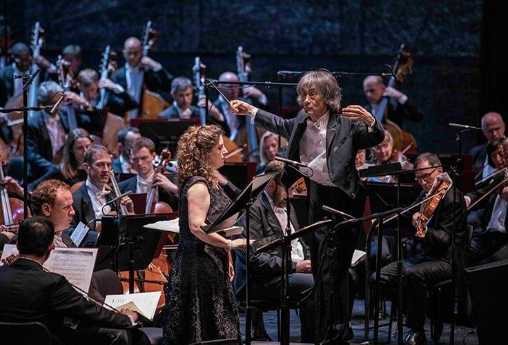 «Страсти по Луке» в Зальцбурге. Фото - Salzburger Festspiele / Marco Borrelli