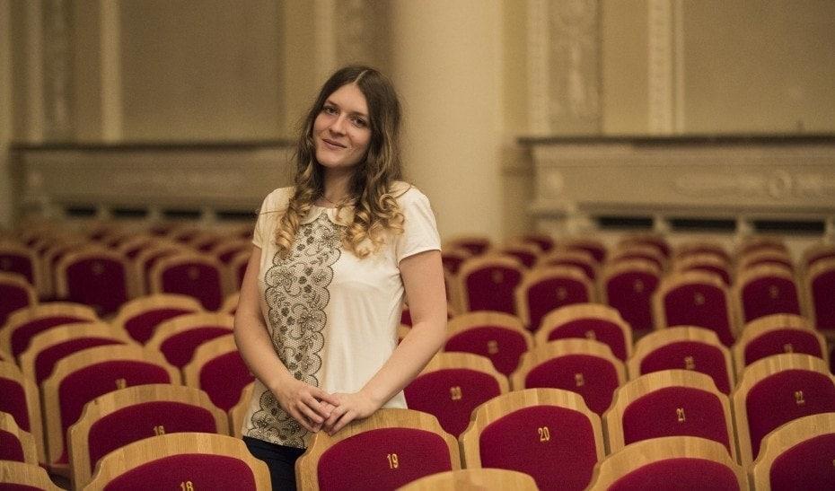 Ольга Иванова. Фото - Любовь Кабалинова