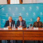 В Саратовском театре оперы и балета состоялась пресс-конференция, посвященная открытию нового сезона