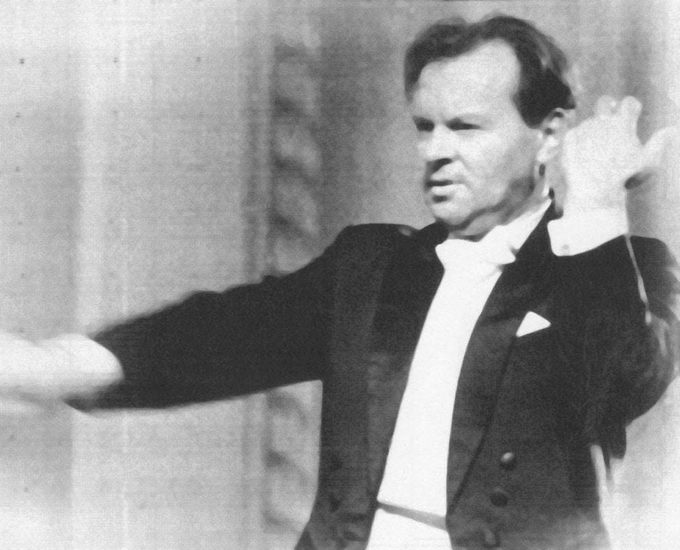 К 90-летию со дня рождения Евгения Светланова
