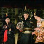 Владимир Чеберяк (Панг), Дмитрий Стародубов (Пинг), Сергей Осовин (Понг). Фото - Ольга Керелюк