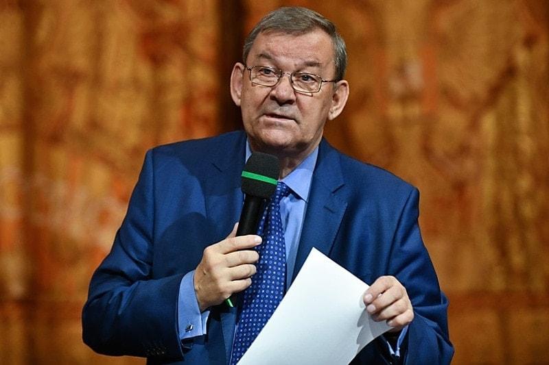 Владимир Урин. Фото - Игорь Иванко / mskagency.ru