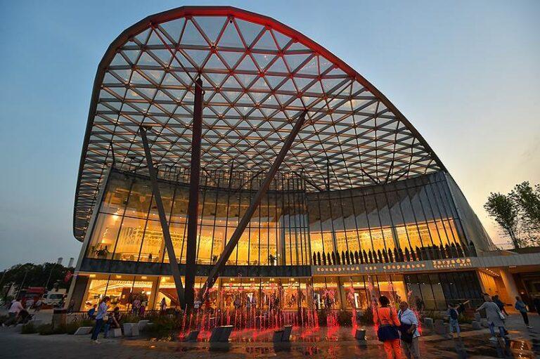 Мариинский театр в седьмой раз выступит в «Зарядье»