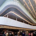 В московском парке «Зарядье» открылся одноименный концертный зал. Фото - Михаил Метцель