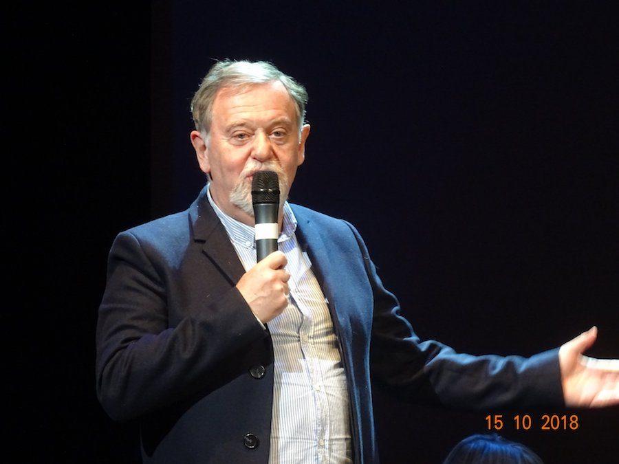 Михаил Мугинштейн. Фото - Светлана Линд