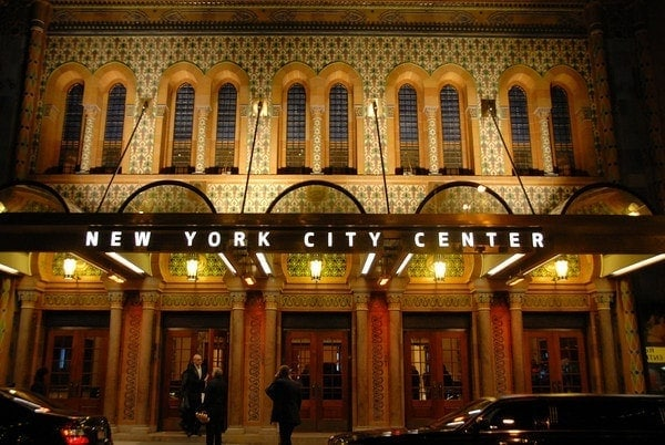 Фестиваль балетного искусства Джорджа Баланчина начинается в Нью-Йорке