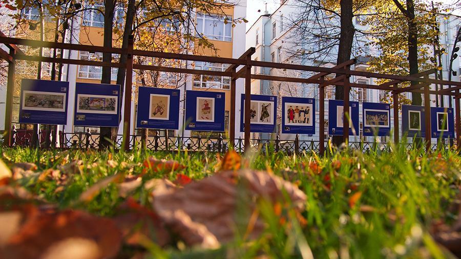 МАМТ открыл выставку «Музыкальный театр. Истоки». Фото - Сергей Родионов