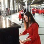 Китайские пианисты установили рекорд Гиннесса по коллективной игре на фортепиано