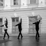 Мировая премьера трех одноактных балетов в исполнении звезд Мариинки