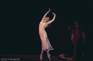 Екатерина Березина в роли Джульетты