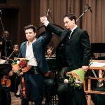 Сергей Догадин стал победителем I Международного конкурса скрипачей Виктора Третьякова