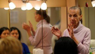 Мариинский театр объявляет набор на обучение гримеров-постижеров