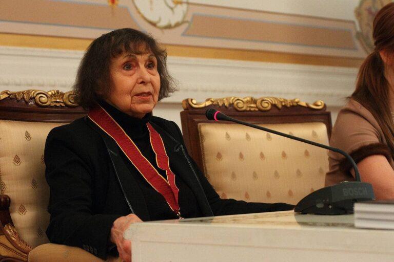 Ораторию Софии Губайдулиной «О любви и ненависти» впервые исполнят в России
