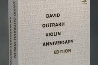 «Мелодия» переиздала записи Давида Ойстраха