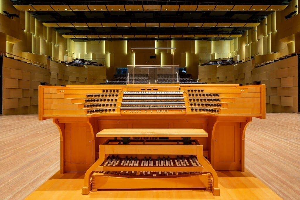 Концертный зал имени Рахманинова в «Филармонии-2» представляет новый орган