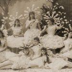 Сцена из балета «Щелкунчик» (1892)© Санкт-Петербургский государственный музей театрального и музыкального искусства